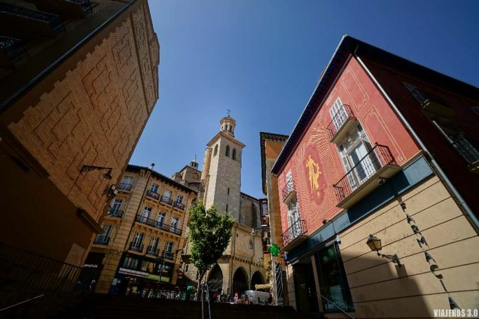 Iglesia de San Saturnino, que hacer y que ver en Pamplona