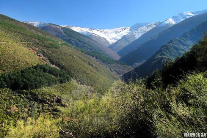 Subida al pico San Millán en Burgos