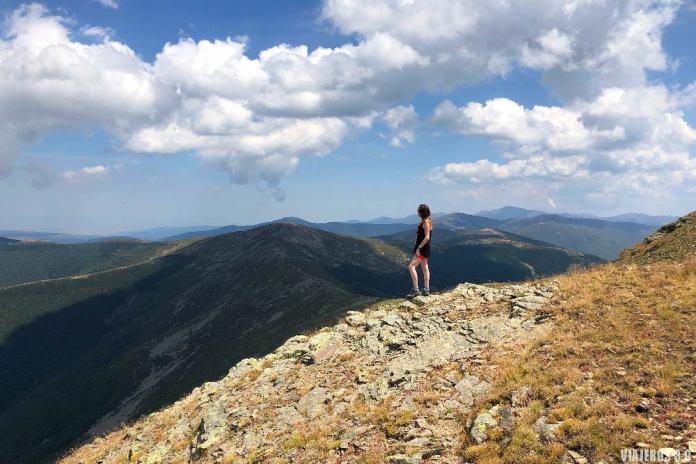 Ascenso al pico San Millán, rutas en la Sierra de la Demanda