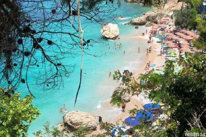 Vlorë, las mejores playas de Albania