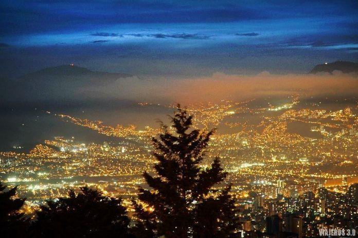 Mirador de las Palmas, que hacer en Medellín en 3 días