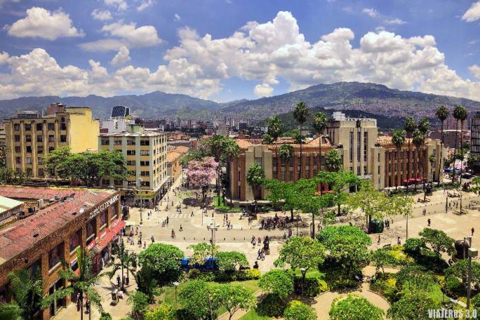 Palacio de la Cultura, que hacer y que ver en Medellín