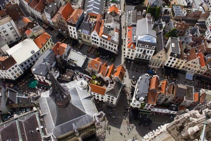 Amberes, los mejores mercados navideños de Bélgica