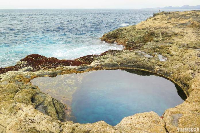 Que hacer y que ver en Lanzarote, los Charcones