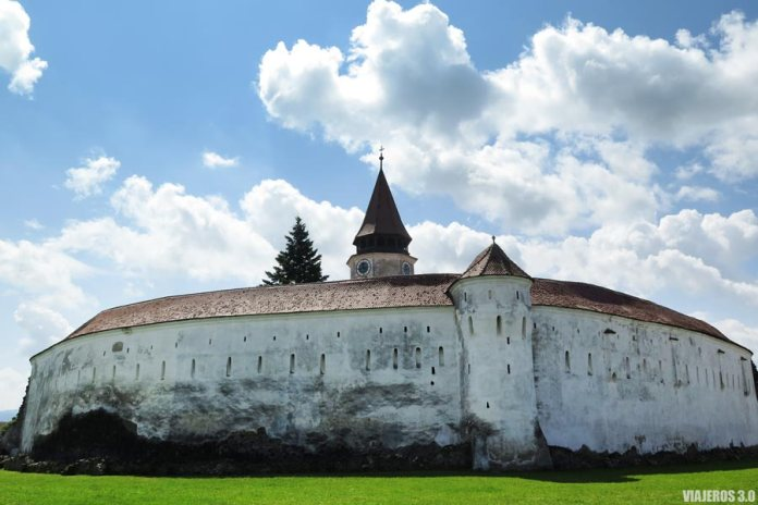 Iglesia fortificada de Prejmer, que ver cerca de Brasov