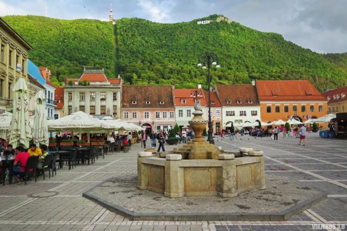 Plaza del Ayuntamiento, qué ver en Brasov
