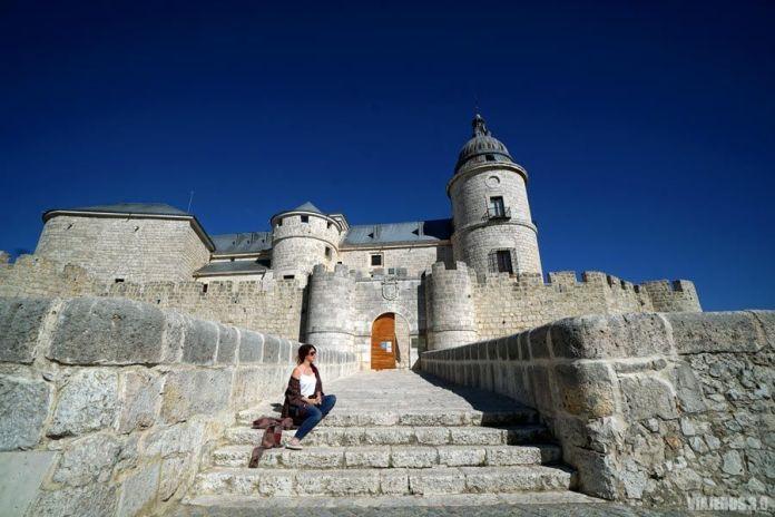 Archivo de Simancas, ruta por los Castillos de Valladolid