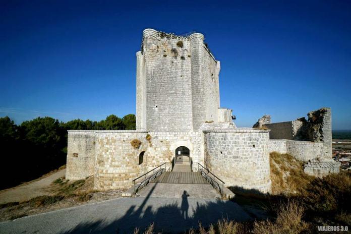 Castillo de Íscar, castillos de Valladolid
