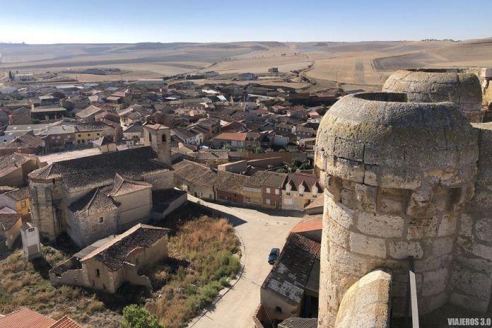 Castillo de Torrelobatón, ruta por los castillos de Valladolid