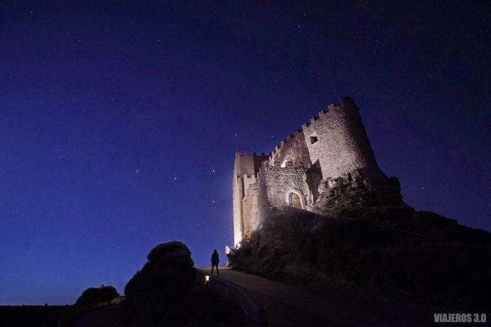 Ruta por los castillos de Valladolid, Castillo de Curiel