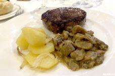 gastronomía del Castillo de Curiel, dormir en un castillo de Valladolid