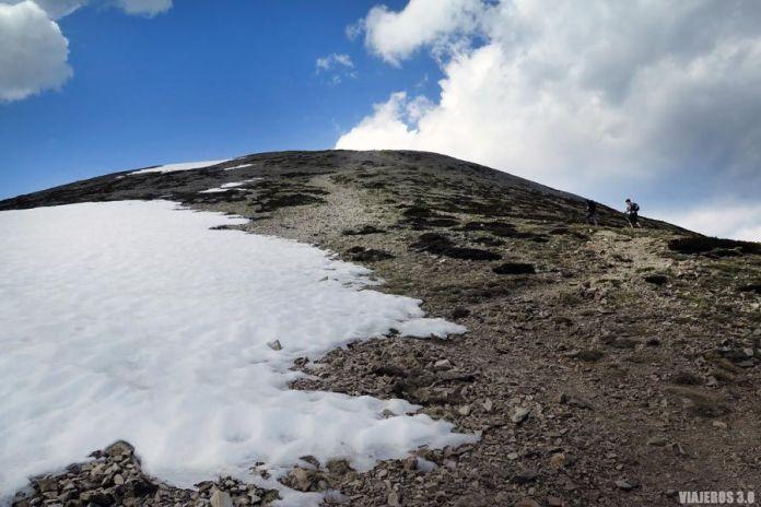 Ascenso al San Lorenzo, la cima más alta de La Rioja