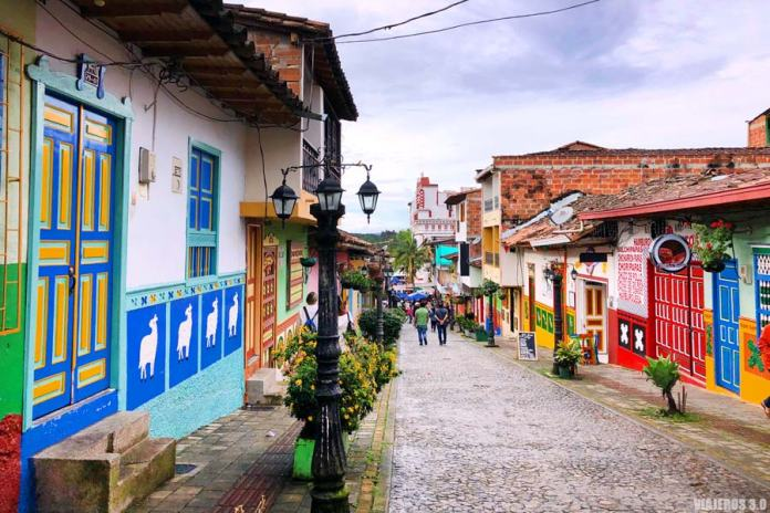 Qué hacer en Guatapé, Colombia