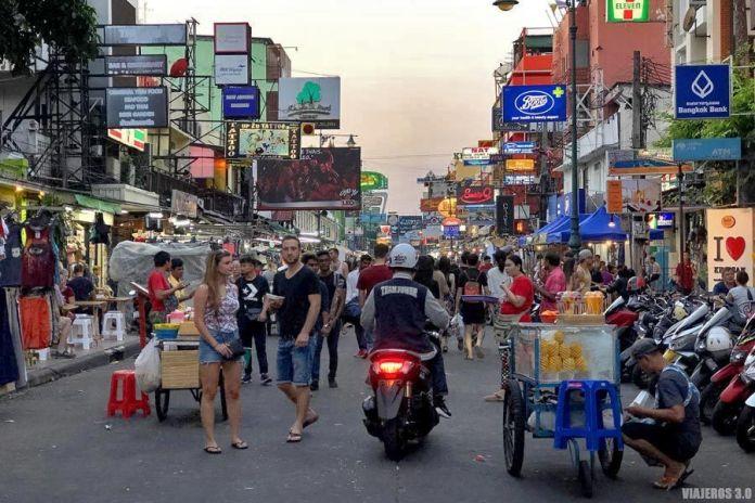 Seguridad en Tailandia, grandes ciudades