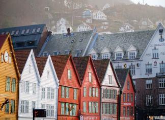 qué visitar en Bergen en un día