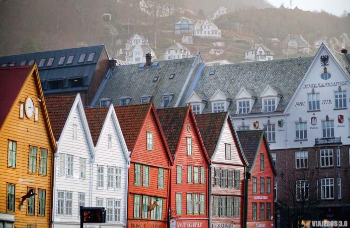 Qué hacer y qué ver en Bergen: el barrio de Bryggen
