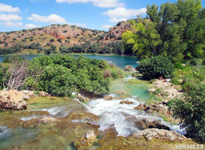 Saltos de agua, qué ver en las Lagunas de Ruidera