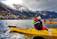 qué hacer en los Fiordos Noruegos en invierno