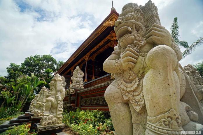 Palacio Real de Ubud, que hacer y que ver en Ubud