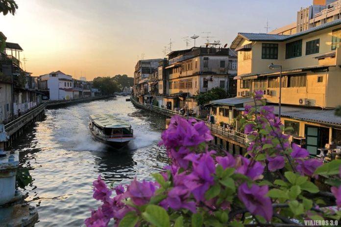 Calles con encanto, qué hacer en Bangkok en 3 días