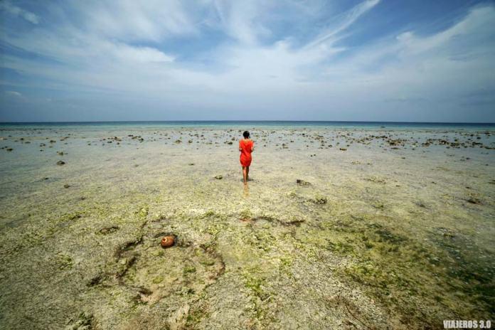 Playas en las Islas Gili, qué hacer