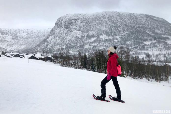 Cómo vestir en invierno en Noruega