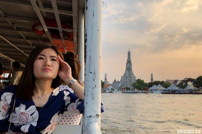Wat Arun, que hacer en Bangkok en 3 días