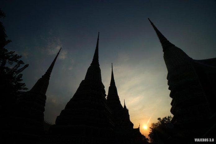 Wat Pho, qué hacer en Bangkok en 3 días