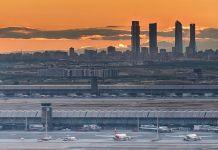 cómo ir desde el aeropuerto de Barajas al centro de Madrid