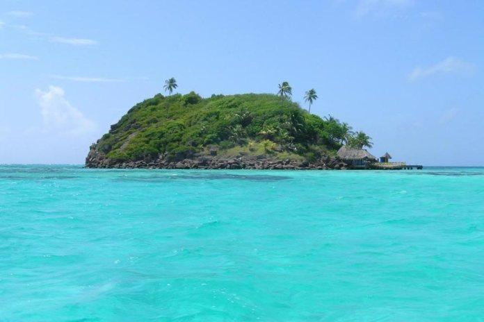 Cayo Cangrejo en Colombia, las mejores playas del Caribe