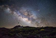 Qué ver en La Palma, observación de estrellas