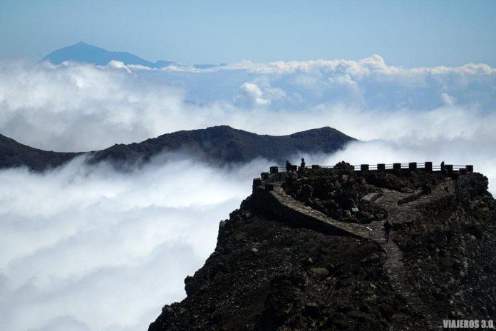 Roque de los Muchachos, lugares que ver en La Palma.