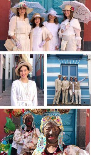 Carnaval de los Indianos de Santa Cruz de la Palma
