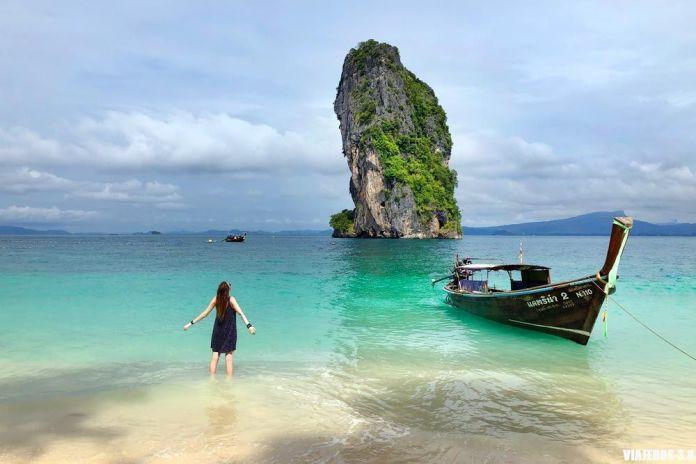 Los mejores lugares donde alojarse en Krabi.