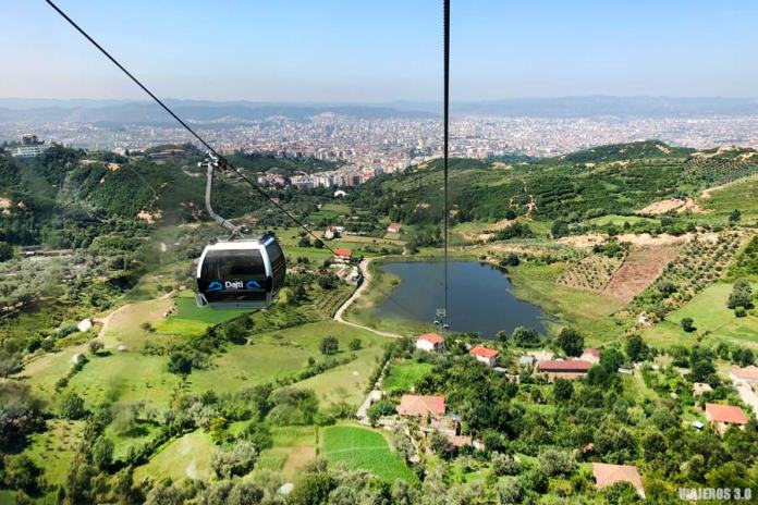 Monte Dajti, qué ver en Albania.