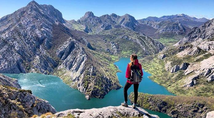 ascensión al pico Gilbo en Riaño, León