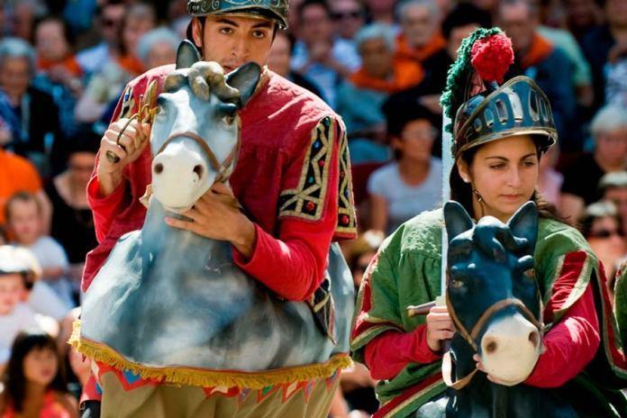 Una de las mejores fiestas de España, Festes del Tura