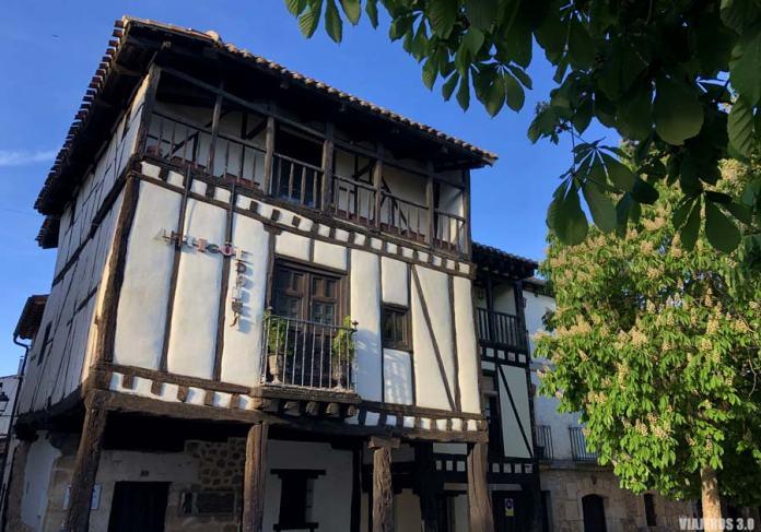 Covarrubias, arquitectura popular