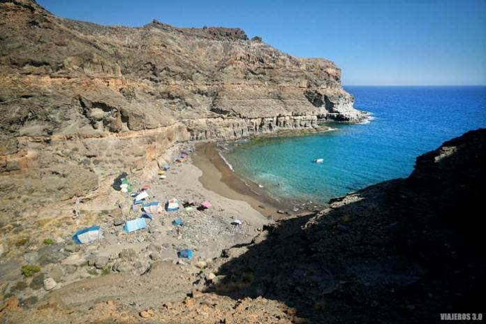 Playa de Aguadulce en Gran Canaria en 7 días
