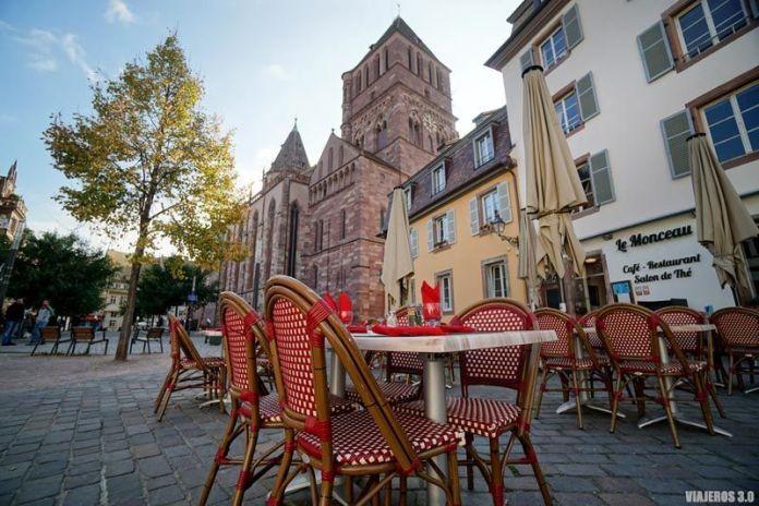 Qué ver en Estrasburgo, Francia