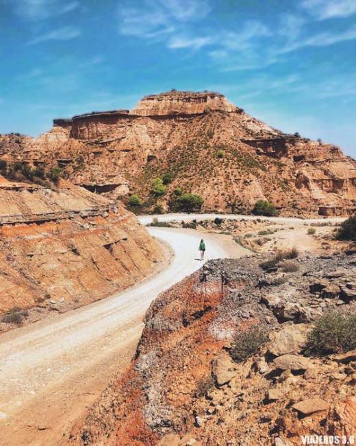 Desierto de los Monegros, que ver en Aragón