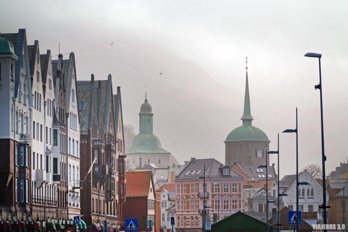 Qué ver en Bergen en un día, centro histórico