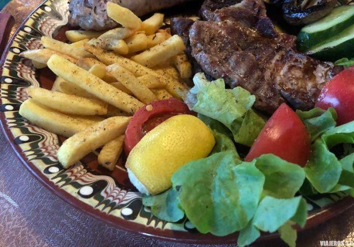 Gastronomía de Bulgaria
