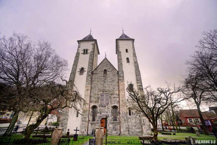 Iglesia de Santa María en Bergen
