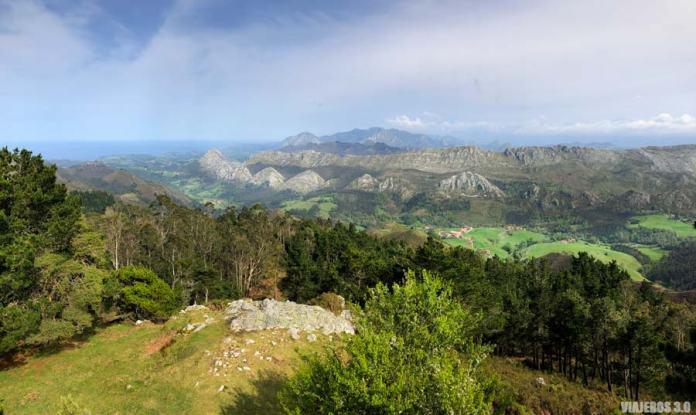 Mirador del Fitu, qué hacer y qué ver en Asturias