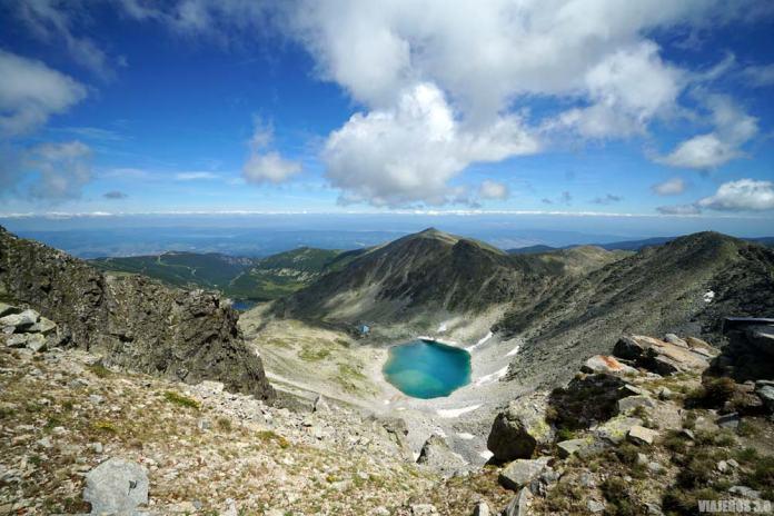 Pico Musala en el Parque Nacional de Rila
