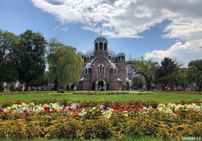 Sofía en un viaje por libre en Bulgaria