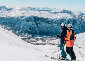 Dónde esquiar en Noruega, las mejores estaciones de esquí