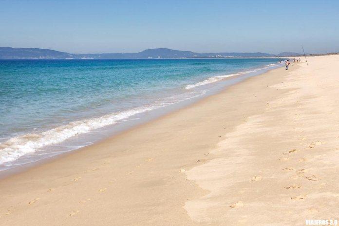 Playas de Setúbal: península de Troia