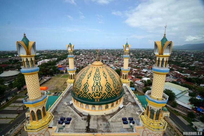 Mezquita de Mataram, qué ver en Lombok